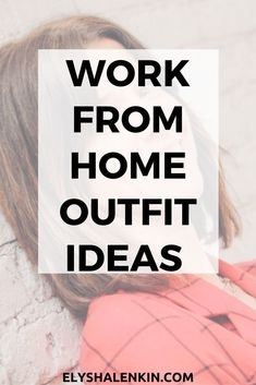 Need fresh ideas of what to wear for your work at home attire? These style tips will help! There are several different outfit ideas that are stylish and comfortable for you to try. Go see which clothes will suit you best and then update your personal style so you look amazing and feel confident all the time. Everyday Casual Outfits, Real Moms, What's Your Style, Feeling Stuck, Home Outfit, Complete Outfits, Comfortable Outfits, You Look, Confident