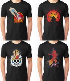 Trending T-Shirts Online and Available to Buy as T-Shirts & Hoodies, Men's Apparels, Stickers, iPhone Cases, Samsung Galaxy Cases, Posters, Home Decors, Tote Bags, Pouches, Prints, Cards, Leggings, Pencil Skirts, Scarves, iPad Cases, Laptop Skins, Drawstring Bags, Laptop Sleeves, and Stationeries #onepiece #naruto #bleach #fullmetal #alchemist #anime #manga #clothing