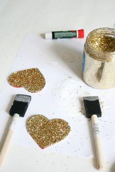 5 Sparkly DIYs To Try | www.theglitterguide.com