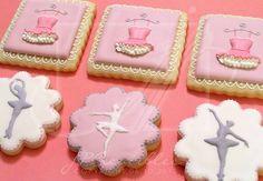 A sweet ballerina birthday :)