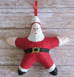Items similar to Coastal Christmas Ornament Nautical Christmas Ornament, Sea Urchin Jellyfish, Beach Ornament, Beach Decor, Jellyfish Ornament on Etsy Beach Christmas Ornaments, Coastal Christmas Decor, Fish Ornaments, Nautical Christmas, Santa Ornaments, Hanging Ornaments, Christmas Decorations, Shell Ornaments, Santa Real