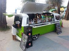 VW - Bar / drinking and driving to the extreme