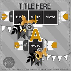 MARCH RELEASE 2014- Creating Focal Points Template #28.4