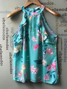 Lace Dress Styles, Blouse Styles, Girl Fashion, Fashion Dresses, Womens Fashion, Modern Outfits, Cute Outfits, Short Tops, Dress Sites
