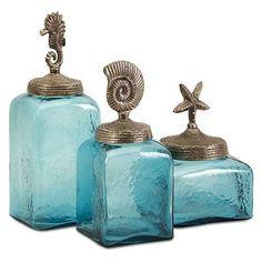 Beach Themed Bathroom Accessory Sets! Discover the best coastal bathroom accessory sets for your home.