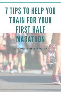 You just signed up for your first Half Marathon. Now what? - Organic Runner Mom