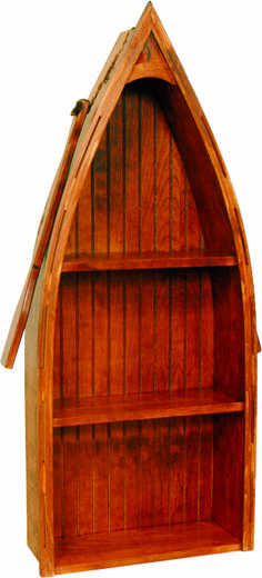 Almost Amish carries an exquisite line of beautiful handmade Amish furniture of all types. View our entire selection including Hoosier cabinets, bedroom furniture, and Amish made bookshelves. Shop our online Amish store! Boat Bookcase, Bookcase Shelves, Shelving, Amish Furniture, Furniture Making, Boot Regal, Camping Room, Camping Tips, Boat Shelf