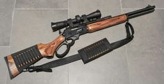 Marlin 30-30.Loading that magazine is a pain! Get your Magazine speedloader today! http://www.amazon.com/shops/raeind