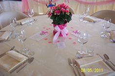 Centrotavola tavolo ospiti