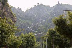 "Mua Cave - ""Great Wall"" in Vietnam"