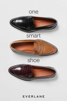 Crafted from Italian leather and modeled on our best-selling Modern Loafer