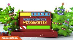 Nickelodeon wünscht euch verschmückte Weihnachten!