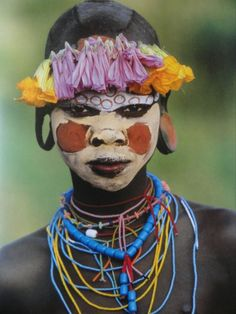 """FEATURE: The Creative Tribe In Ethiopia That """"Turns Nature Into Haute Couture"""" – AFROPUNK"""
