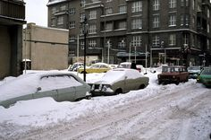 1979 West-Berlin - Charlottenburg, Schustehrusstraße, 16.02.1979. ☺
