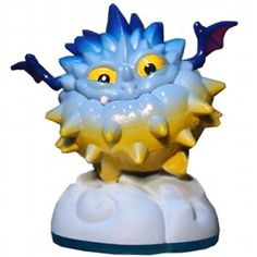 Skylanders Swap Force - Pop Thorn [Air] Character
