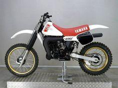 YAMAHA YZ 490 1982