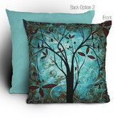 Found it at AllModern - Madart Inc. Romantic Evening Polyester Throw Pillow