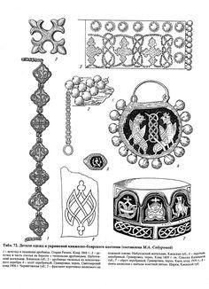 Rus cuffs and trinkets
