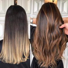 """6,521 curtidas, 130 comentários - TRUSS HAIR (@trusshair) no Instagram: """"Defina esta transformação com uma palavra. Por @gilsonbitencourt com #8XPowderTRUSS e…"""""""