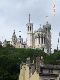 Fourvier, Lyon, France