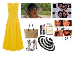 """""I have class and you don't""- the parent trap"" by mveltmuisenco on Polyvore featuring mode en Warehouse"