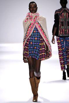 #Mara Hoffman fall 2013  African Fashion #2dayslook #AfricanFashion #nice  www.2dayslook.com