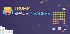 Trump Space Invaders   Game for Android