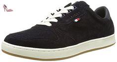 Tommy Hilfiger H2285oxton 2b, Sneaker Basses Homme, Bleu (Midnight 403), 42 EU - Chaussures tommy hilfiger (*Partner-Link)