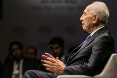 Podcast: A conversation with Shimon Peres