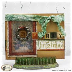 tammy tutterow: merry christmas card http://tammytutterow.com/2012/12/merry-christmas-card/#