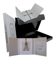 Harry Winston Mother's Day - Custom Boxes and Packaging