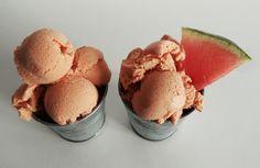 Арбузное мороженое. Без сахара/Динен сладолед. Без захар.