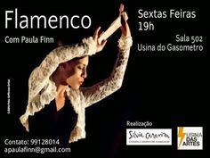 El Cajón Flamenco: Flamenco para iniciantes com Paula Finn em Porto A...