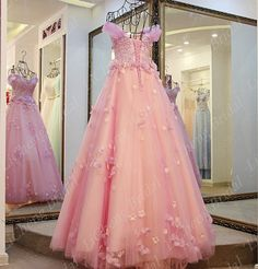 b2802d6088 2017 Sexy pink Sweetheart Off the Shoulder Lace wedding dress short sleeve  Crystal Flower Pearls cheap