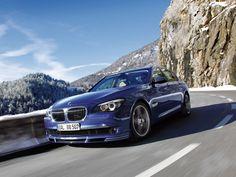 BMW Alpina B7 Biturbo amazing