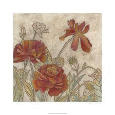 World Art Group, Rising Sun Blooms I, Megan Meagher