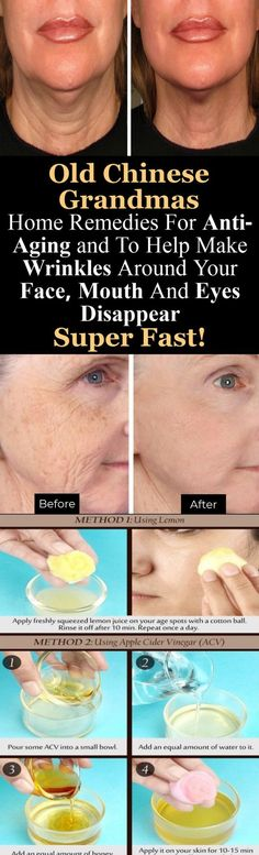 Old Grandmas 5 Home Remedies For Anti-Aging and To Help Make Wrinkles Around Your Face, Mouth And Eyes Disappear Super Fast! Old Chinese Grandmas 5 Home Natural Beauty Tips, Health And Beauty Tips, Beauty Care, Beauty Skin, Facial For Dry Skin, Anti Aging, Les Rides, Skin Tightening, Tips Belleza