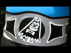 Video - The Aquabats Super Show Power Belt Replica SUPER RAD!