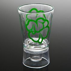 St Patricks Day BottleTop Shot Glasses *** Check out the image by visiting the link. (This is an affiliate link) Bottle Top, Irish Wedding, Paddys Day, Shot Glasses, Party Tableware, Green Eyes, Pint Glass, St Patricks Day, Bottles