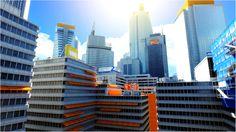 A City of Peace - Mirror's Edge Shot by: Joshua Taylor (JoshTaylorCreative)