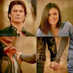- {TVD • 8.16} Do you prefer Elena's hair long or short?