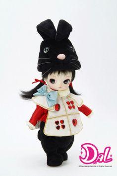 Jun Planning Pullip DAL Puki Alice in Wonderland Rabbit | eBay