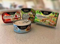 Alcyon Tuna and Sardines on Behance