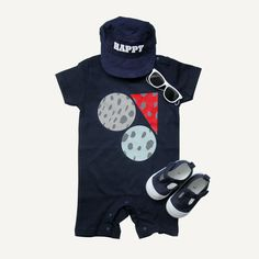 ae704eee65877 赤ちゃん用ベビーロンパース特集。出産祝いにもぴったりの可愛いベビー服がずらり