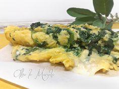 Frittata di ceci e spinaci, ricetta vegetariana | Oltre le MarcheOltre le Marche