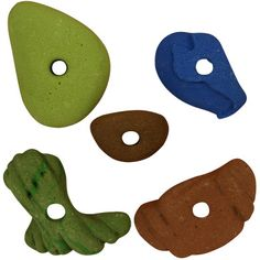 Latest Rage Modular Assorted mid-sized holds to provide a foundation for your wall. Rock Climbing Holds, Free Rocks, Mountain Equipment, Rage, Hold On, Packing, Kids Rugs, Free Shipping, Sport