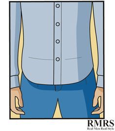 4 Ways To Tuck In A Dress Shirt   Wear Your Shirts Perfectly   Using Shirttail Garters