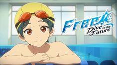 Little Ikuya Kirishima Cute Anime Boy, Anime Boys, Splash Free, Free Eternal Summer, Free Iwatobi Swim Club, Kyoto Animation, Free Anime, Dear Lord, Yuri