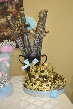 """Photo 16 of 33: Cinderella / Birthday """"Annabelle's 5th Birthday Party"""" 