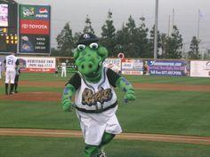 Rancho Cucamonga Quakes Baseball